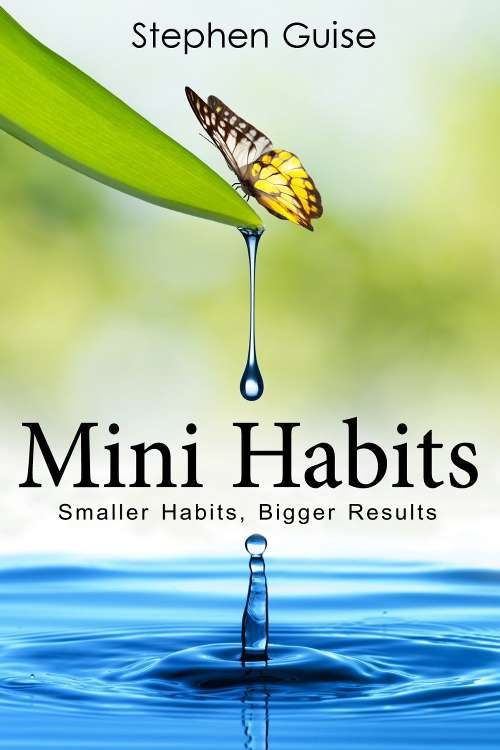 Mini Habits book