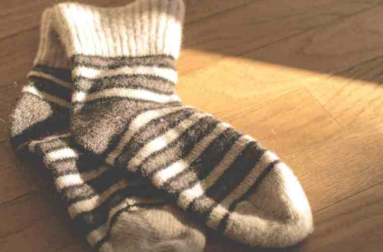 how to stop losing socks in the laundry