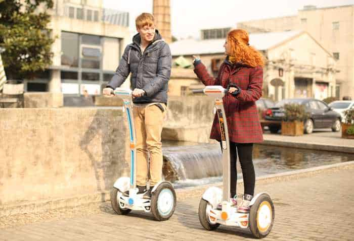 Airwheel S3 electric personal transporter
