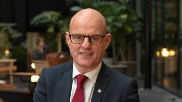 CEO Pär Fors