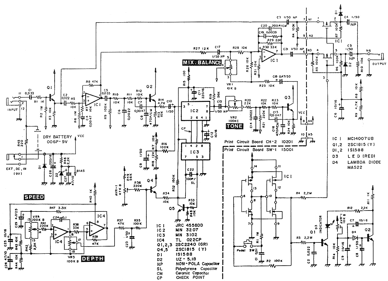 Compressor Electrical Schematic