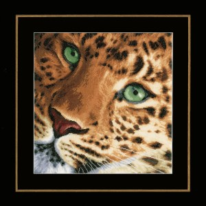 Lanarte Borduurpakket - Luipaard / Panter