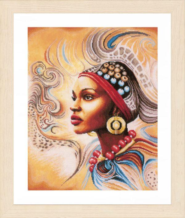 Lanarte Borduurpakket - Mother Africa
