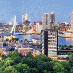 MyHobby borduurpakket - Rotterdam (Nederland)