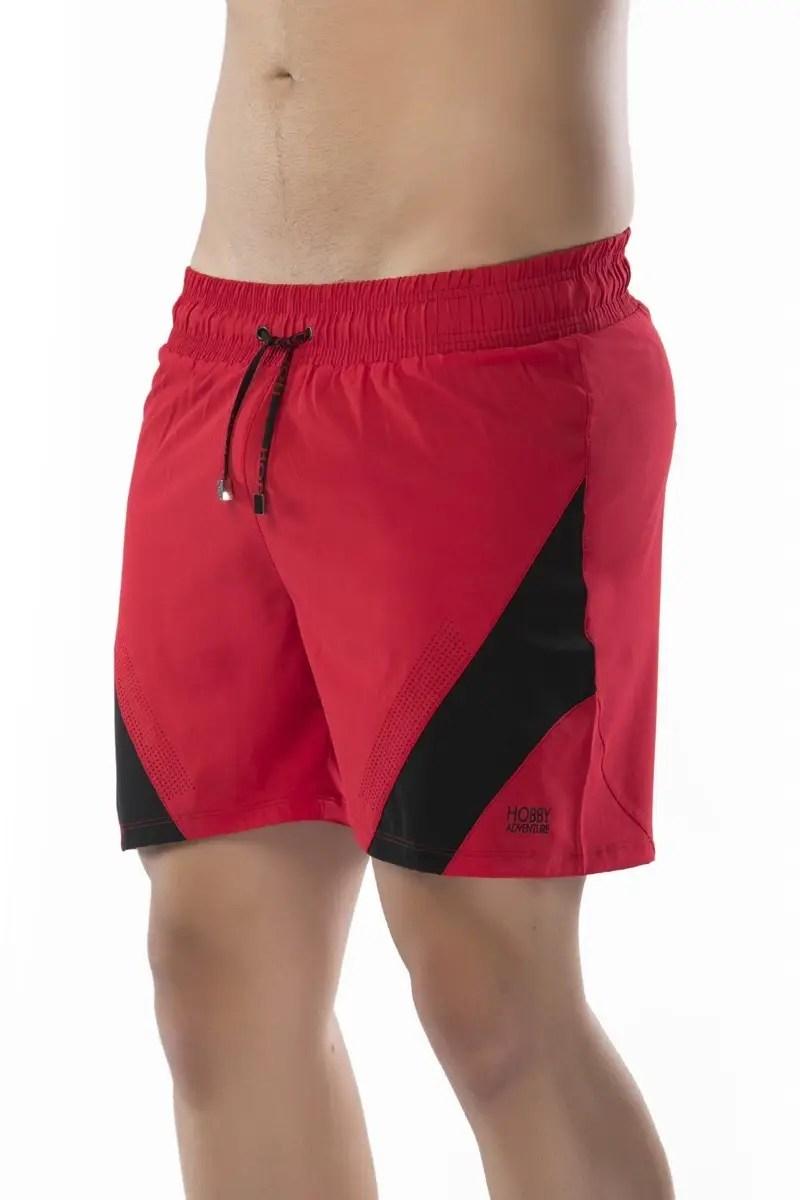 Pantaloneta 2054 Roja Pacific Hobby