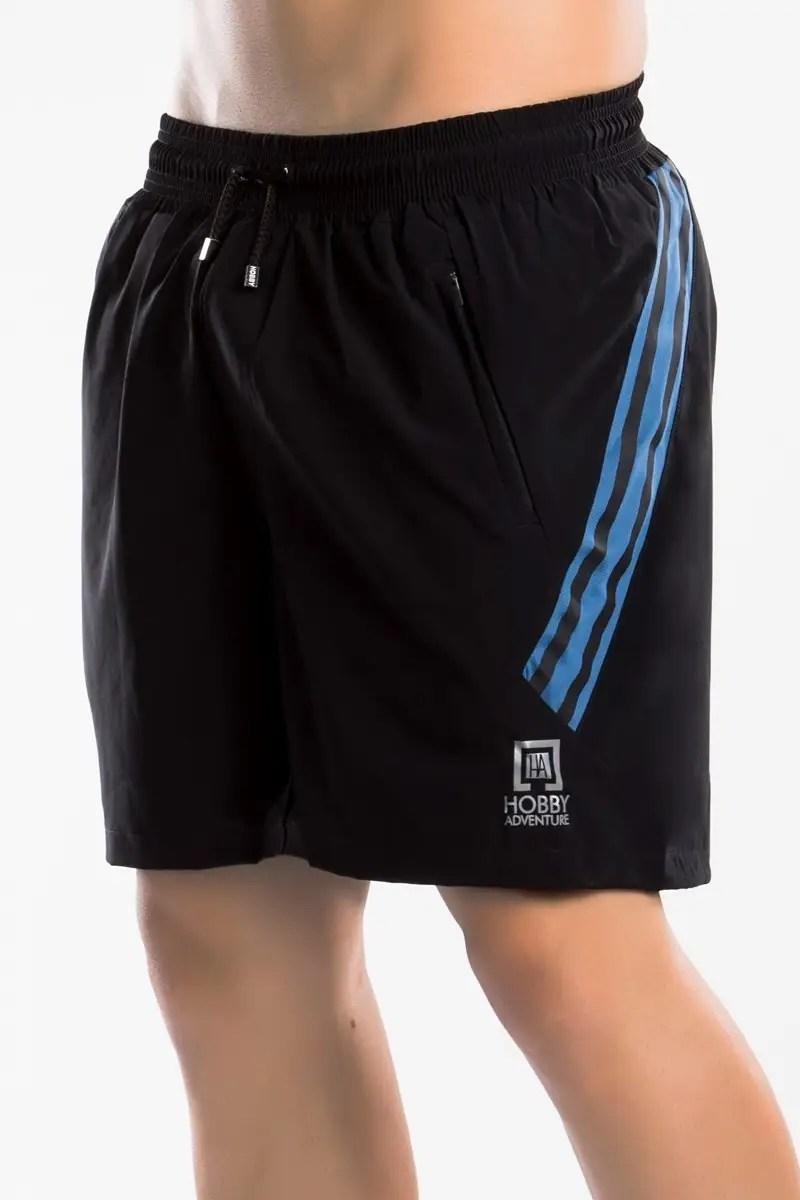 Pantaloneta 2065 Negra Pacific Hobby