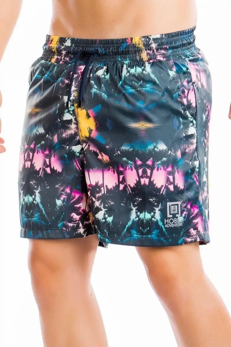 Pantaloneta 2084 Negra Pacific Hobby