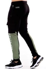 Jogger 7136 Negro Gimnastic Hobby-2