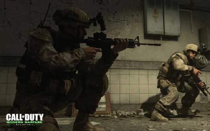 Call of Duty Modern Warfare Remastered v1.0-Update 3 Plus 10 Trainer-FLiNG