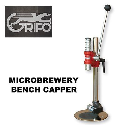Bench Capper For Microbrewery Commercial Grade