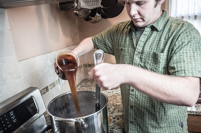 Brewing with Extract hero