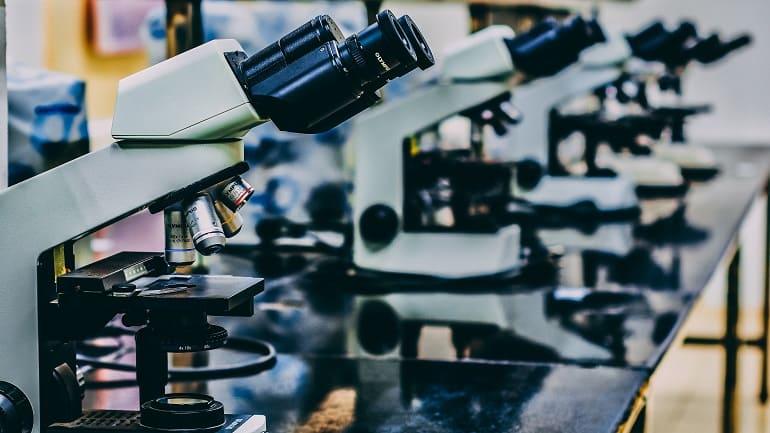 Mikroskop Chemie