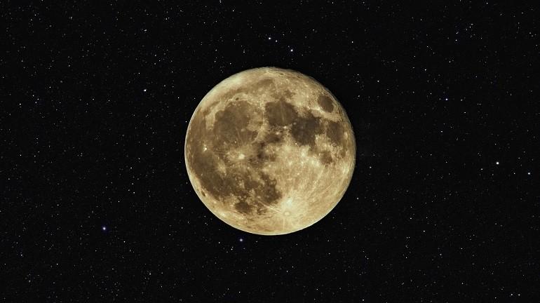 Teleskop Mond