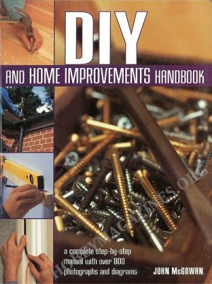 DIY and Home Improvements Handbook » Hobby Magazines | Free Download Digital Magazines And Books