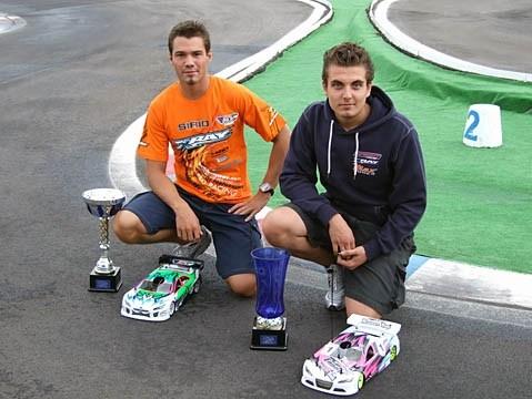 Campionato Italiano Automodellismo podio