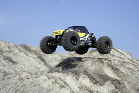 Kyosho Rock Force 2.2 rock crawler