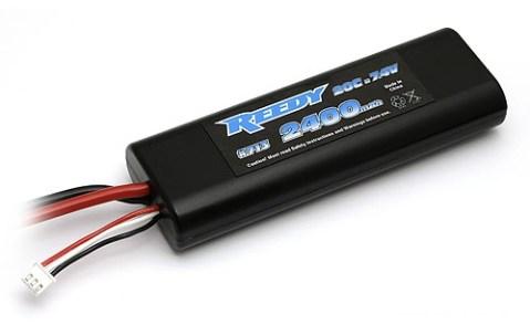 reedy-2400-batterie-lipo