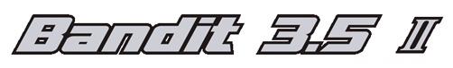 thunder-tiger-bandit-35-ii-logo