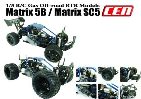cen matrix-5b-sc5