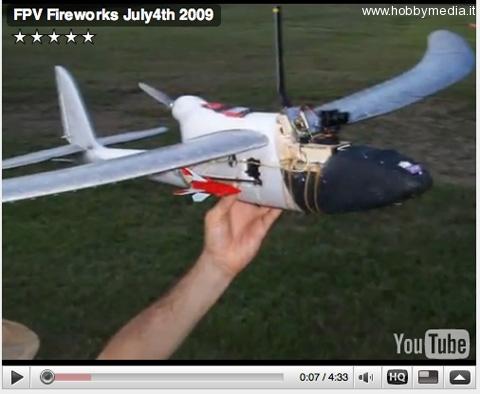 aeromodello-fireworks