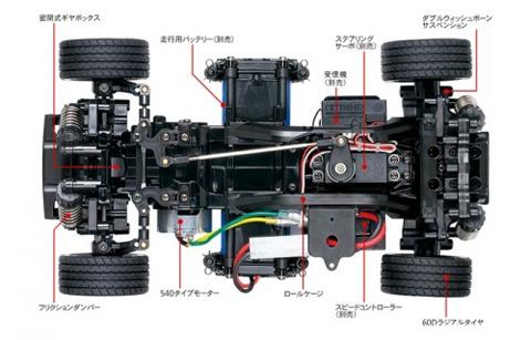 tamiya-m-05-chassis