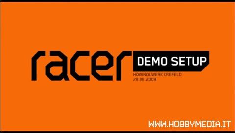 racer-demo-setup