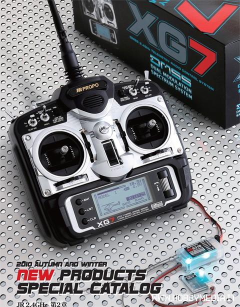jr-xg7-radiocomando-digitale-2-4-ghz