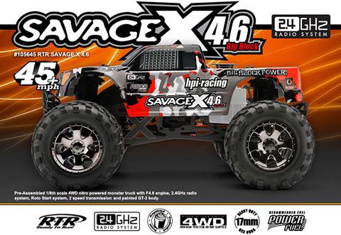 hpi-savage-x-5-2011