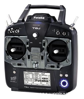 radiocomando-futaba-t8j