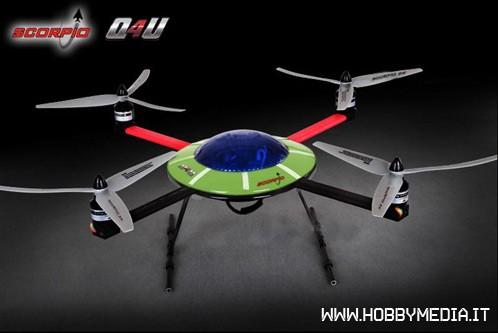 quadricottero-q4u