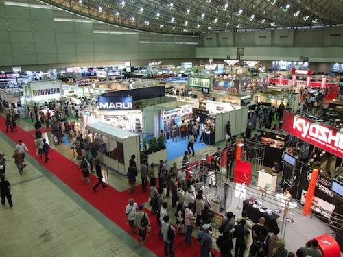 tokyo-hobby-show-kyosho-marui