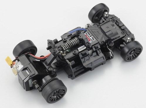 Miniz Mr 03 Lamborghini Murcielago Sv Black Matte Hobbymedia