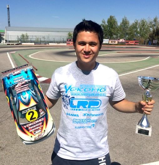 ronald-volker-european-champion-2014