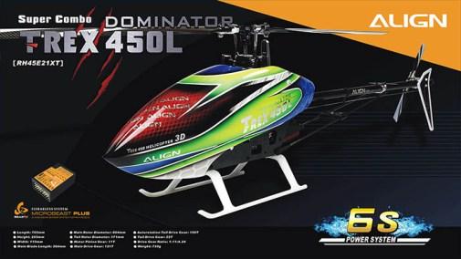 align-t-rex-450l-dominator-super-combo