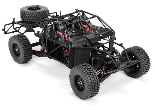 losi-baja-rey-desert-truck-4wd-telaio