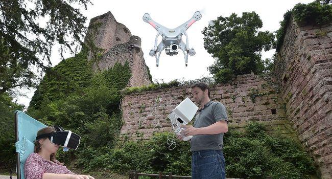 DroneCastello