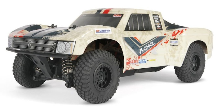 automodello RC AXIAL Yeti jr score trophy truck rc
