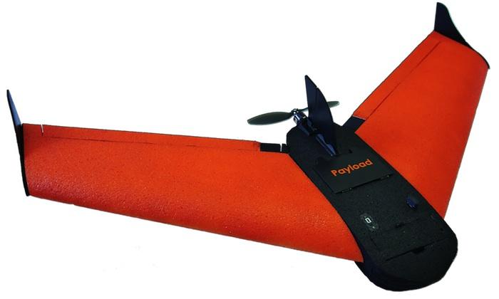 flyfast drone italiano enac APR