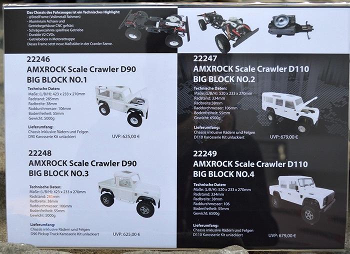 AMEWI AMXROCK Scaler Crawler D110 5