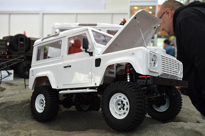 AMEWI AMXROCK Scaler Crawler D110