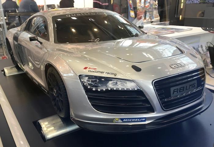 Carson Audi R8 modello RC