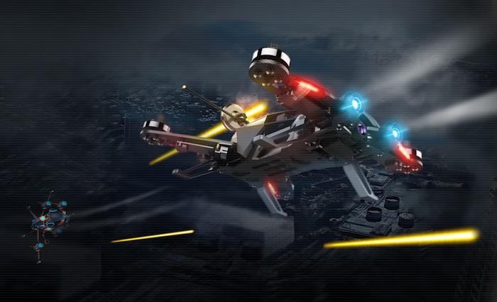 Mr Drone- il simulatore di volo per droni FPV della Walkera