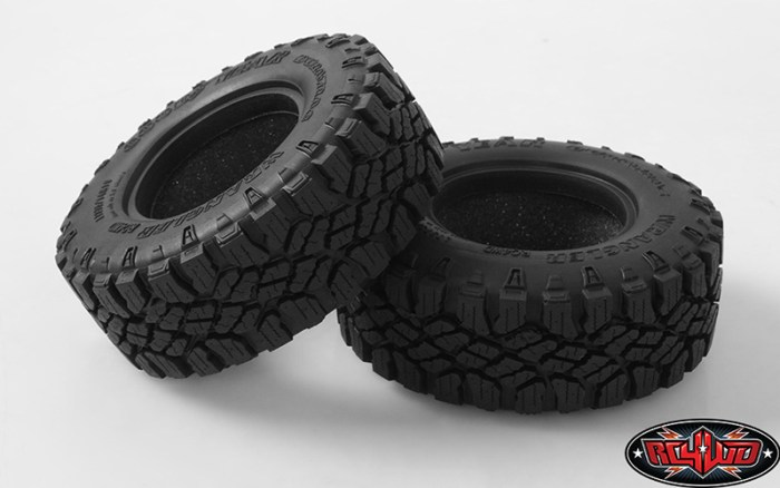 RC4WD Goodyear Wrangler Duratrac 1.9 Scale Tires