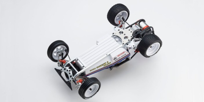 kyosho turbo scorpion buggy 2017 RC fondo