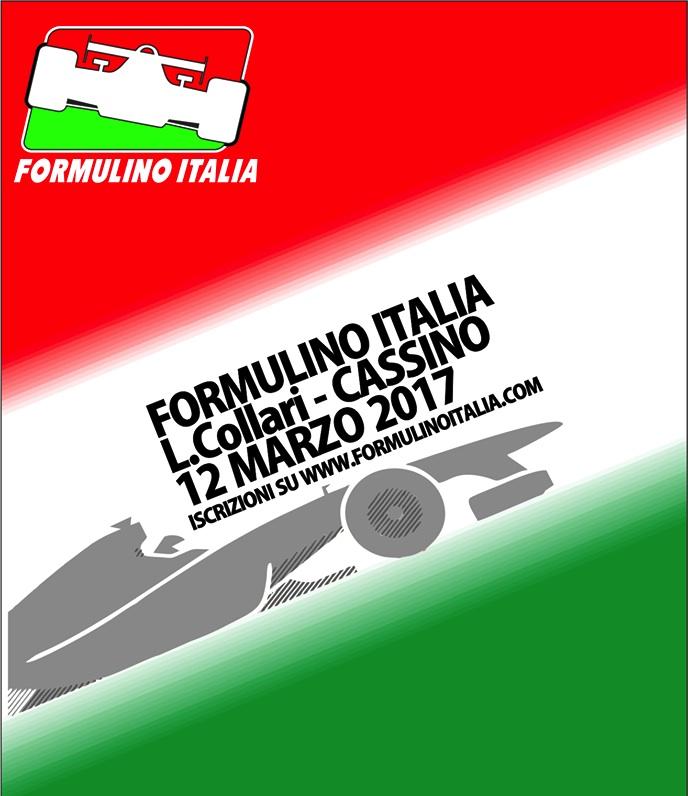 locandina formulino italia cassino 2017 GP