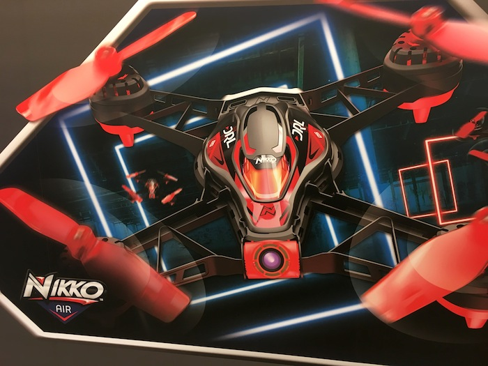 nikko DRL FPV Racing Drone