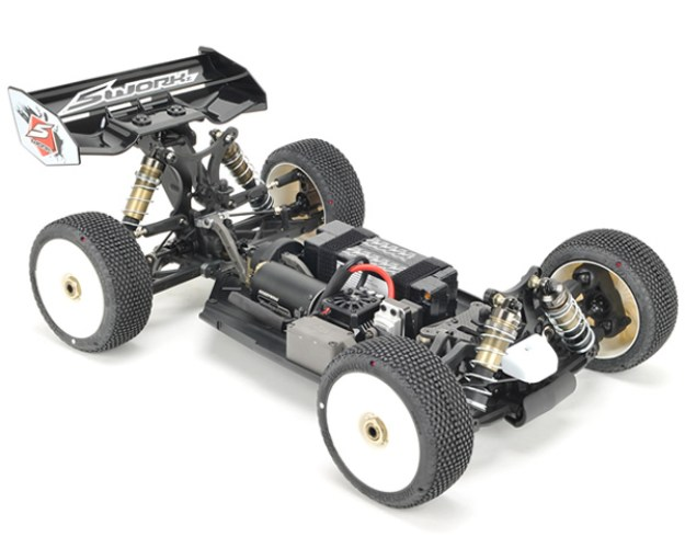 Automodello S35-3E BK1 1-8 Off-Road Brushless Power Pro Buggy 2017 S-Workz