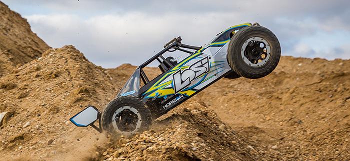Losi Desert Buggy XL-E 2