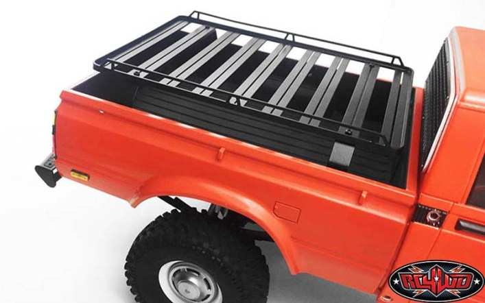 Portapacchi Scaler- Rear Bed Rack RC4WD