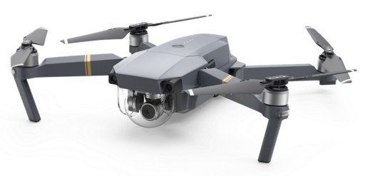 drone pieghevole dji-mavic-pro